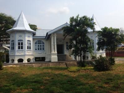 TBCU Building, Moulmein Road