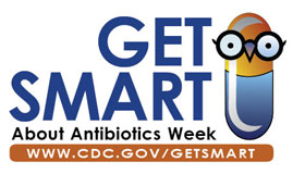 Get Smart about Antibiotics Week: USA