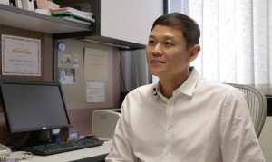 """Prof Roy Chan, founder and president of Action for AIDS (Singapore): """"We continue to push for the rights of HIV-infected persons as human beings and (for them) not to be considered as criminals or lepers."""""""