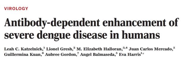 Science-DengueADE